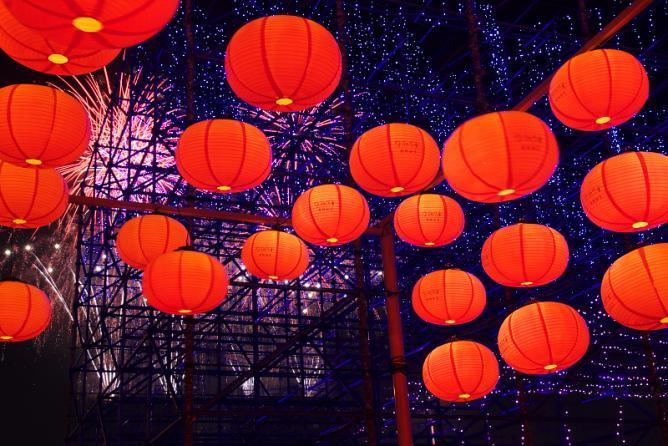 Taiwan Lantern Festival   © Mark Kao/Flickr