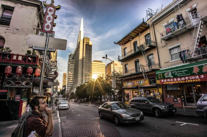 Chinatown, San Francisco | © Giuseppe Milo/Flickr