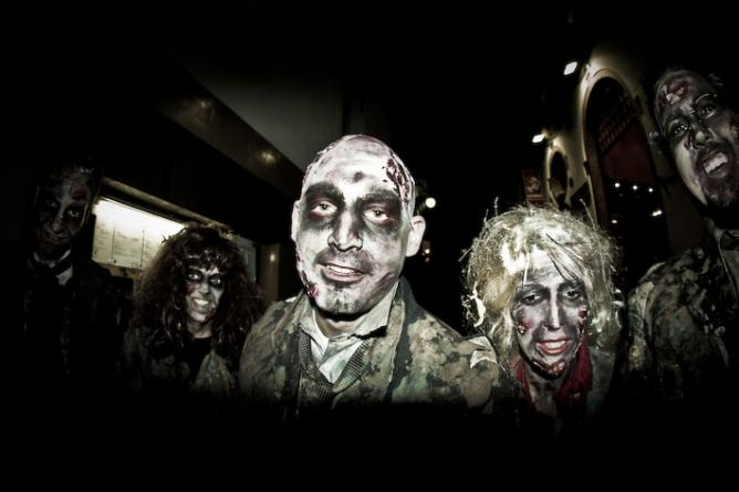 Zombie Walk at Sitges | © rumikel/Flickr