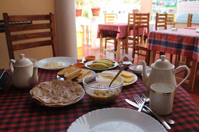 Indian Breakfast | © Connie Ma/Flickr
