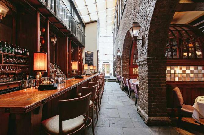 McCrady's Interior Bar