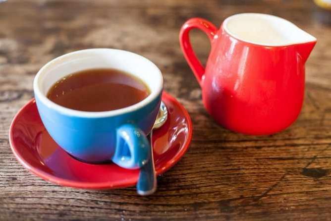 Tea Cup | © Tom Godber/Flickr
