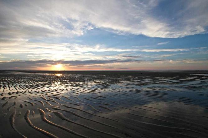 Sunset, Cape Cod © JD