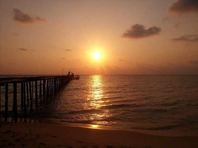 Sonnenuntergang | © ilf_/Flickr