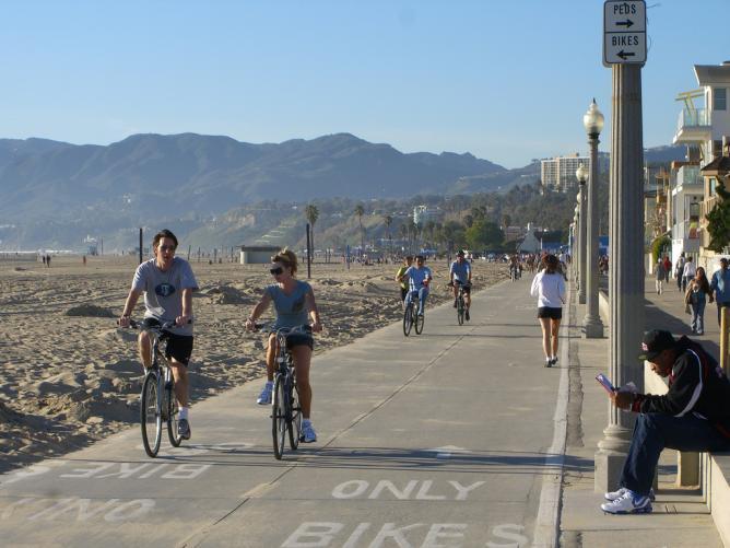 California S Top 10 Coastal Bike Rides