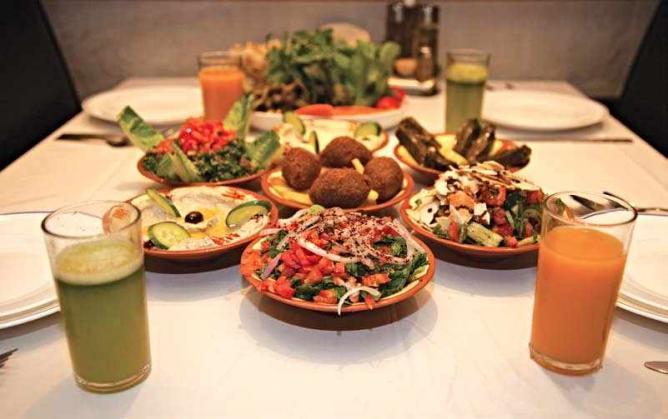 Best arab restaurants in abu dhabi united arab emirates for Abu authentic cuisine