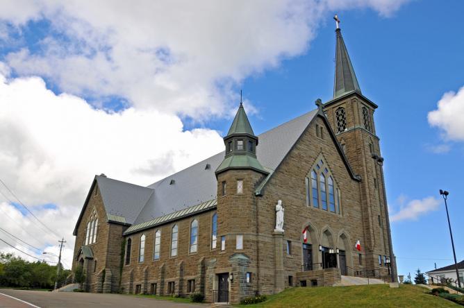 St. John The Baptist Catholic Church   © Dennis Jarvis/Flickr