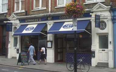 Exterior of Kennedy's of Goswell Road© Kennedy's of Goswell Road