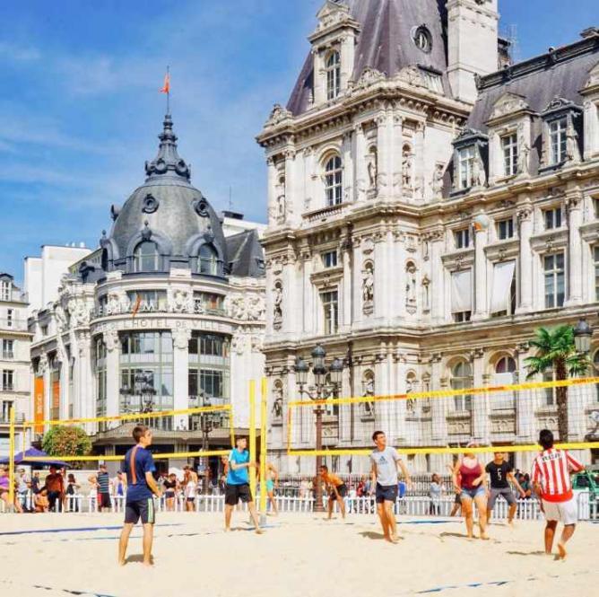 Hôtel de Ville | © mary_quincy/ Instagram