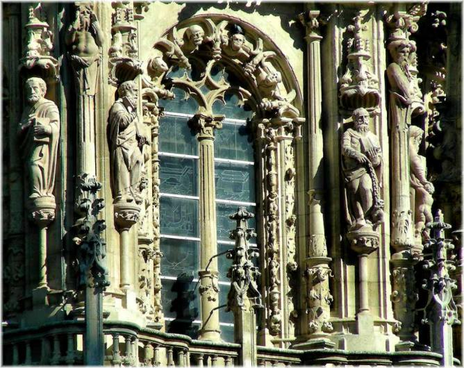 Burgos Cathedral   © Jose Luis Cernadas Iglesias/Flickr