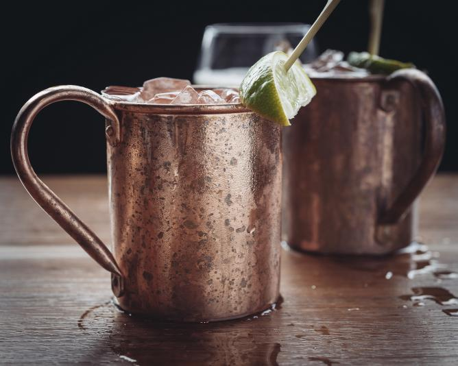 Moscow mule | © Geoffrey Smith / Flickr