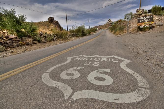 Route 66 | © Vicente Villamón/Flickr