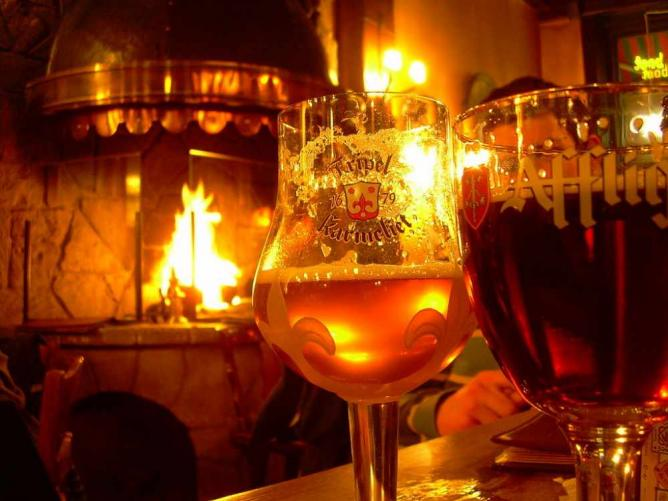 Fireside Beer | © Kiban/WikiCommons