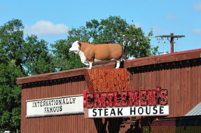 Cattlemen's Steak House, Fort Worth