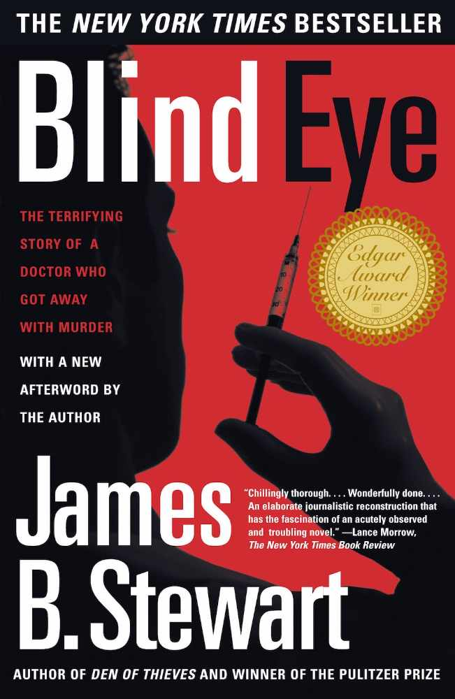 Blind Eye | © Simon & Schuster