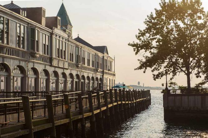 Pier A Harbor House | Image courtesy of Pier A Harbor House