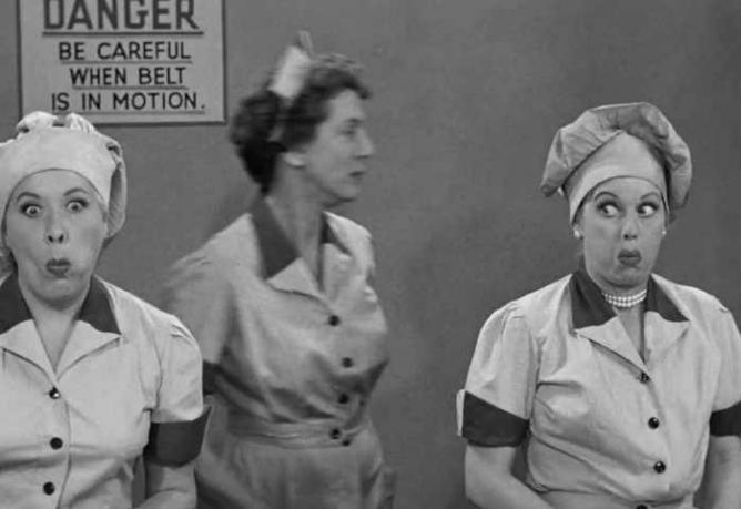 The 10 Most Iconic Moments From I Love Lucy