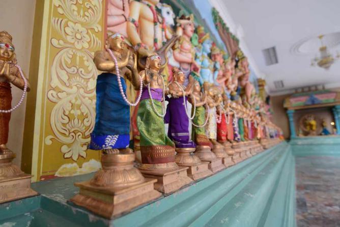 Sri Mahamariamman Temple l © Jorge Láscar/Flickr