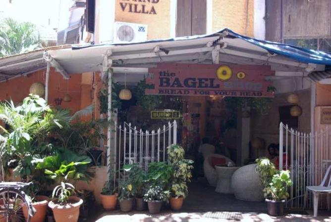 The Bagel Shop   © Burrp.in