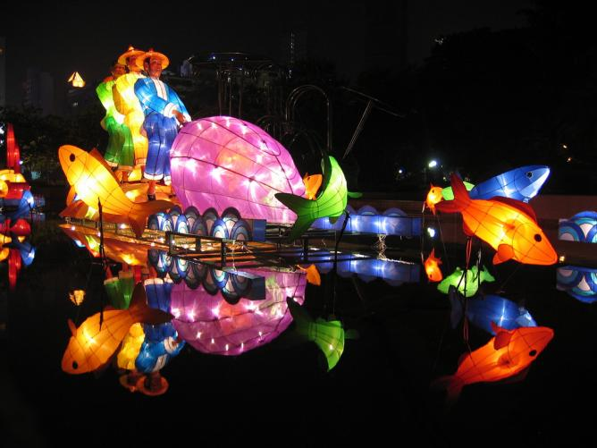 Autumn Lights Festival © Kyle Taylor/Flickr