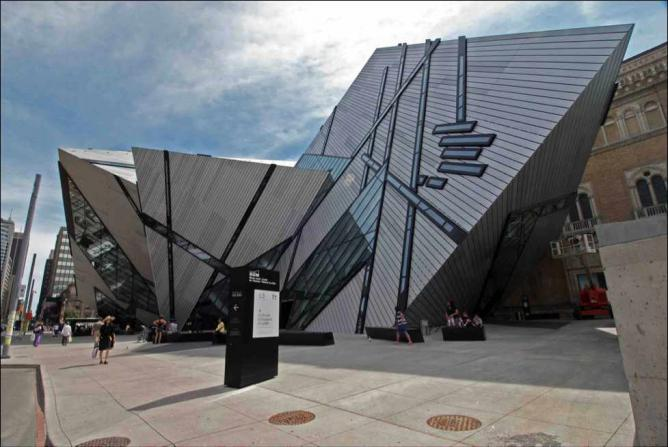The Royal Ontario Museum (ROM) | © The City of Toronto