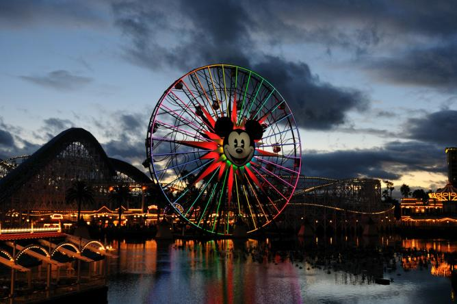 There is more to Anaheim than just Disneyland | © Michael Saechang/Flickr