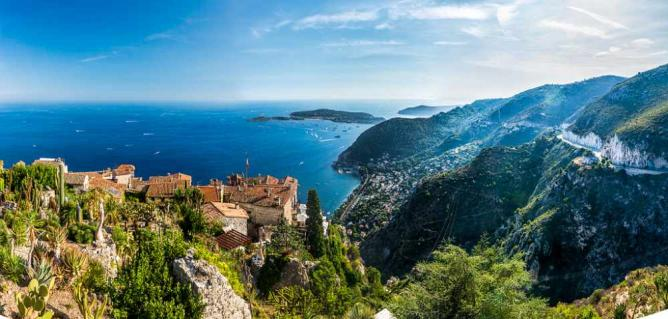 View from Eze | © AleBaffa/Flickr