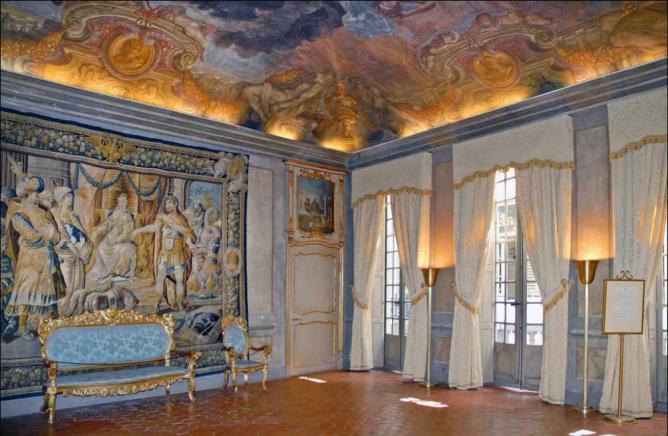 A Room at Palais Lascaris | © Dalbera/Flickr