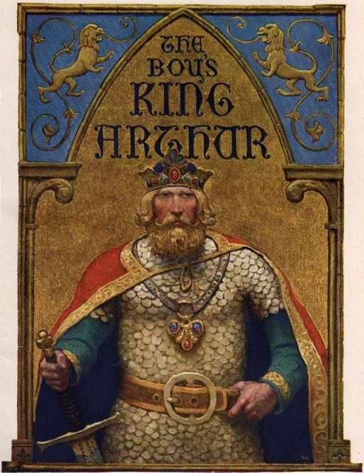 Sir Thomas Malory's History of King Arthur  © WikiCommons
