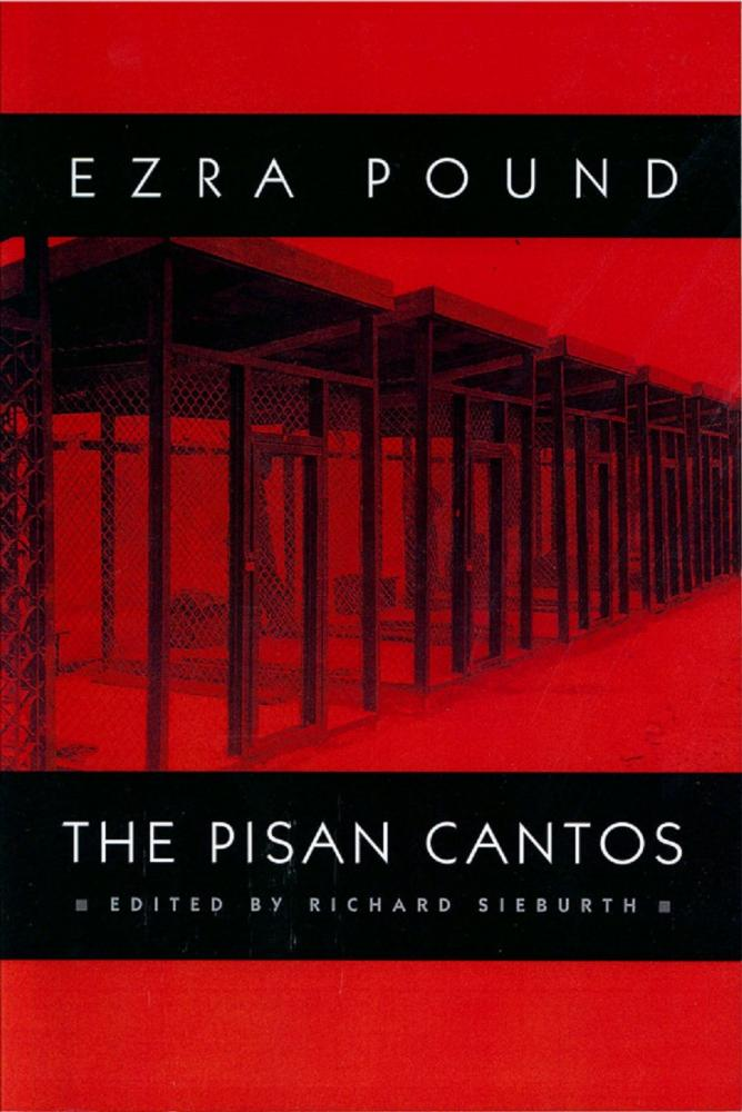 Pisan Cantos cover © New Directions