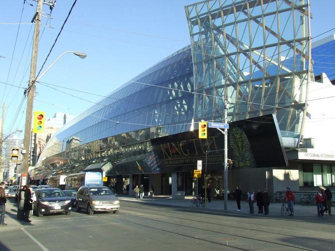 Foto De Galería De Arte De Ontario Ago Toronto: The Most Influential Architects In Toronto