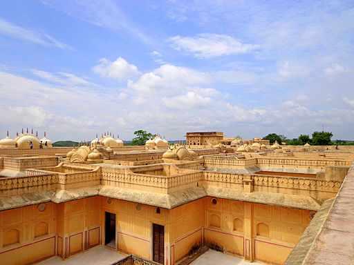Nahargarh Fort Jaipur | © vsvinaykumar/WikiCommons