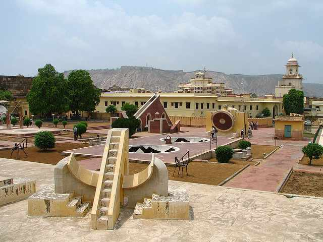 India - Jaipur - 002 - Jantar Mantar Observatory | © McKay Savage/Flickr