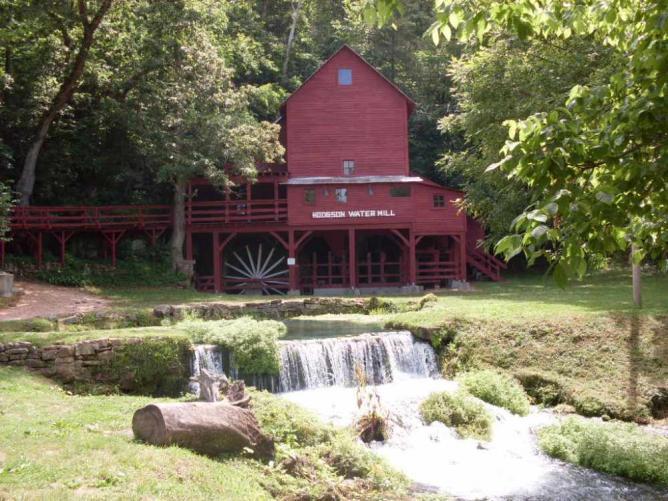 Hodgson Mill, Ozark County   © Vsmith/WikiCommons