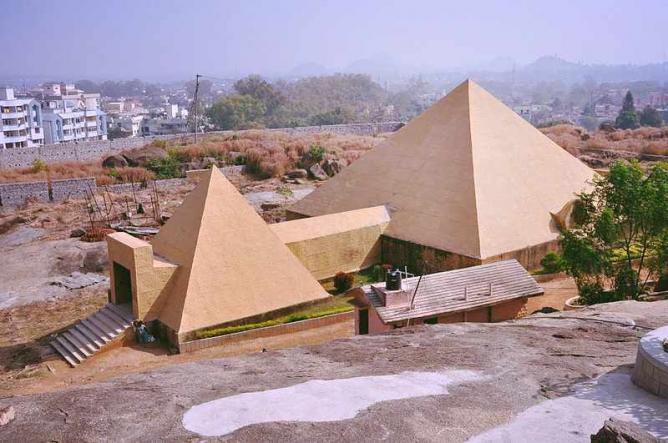 Gonda Hill, Rock Gardens | © Biswarup Ganguly/WikiCommons