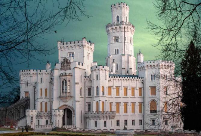 The Hluboka Castle | © Kirill Kniazev/Flickr