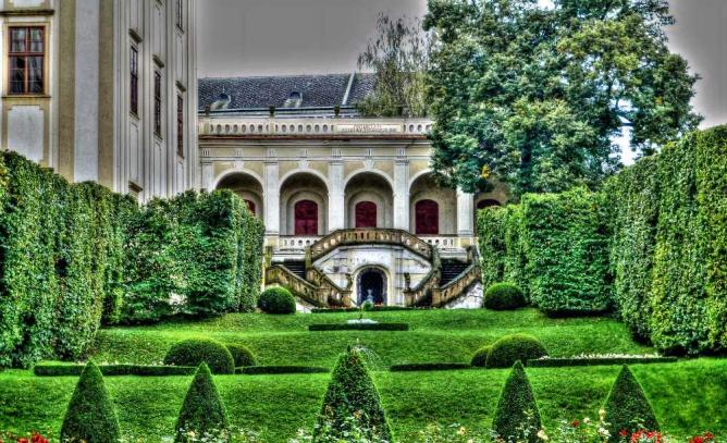 Kroměříž Chateau | © Traveltipy/Flickr