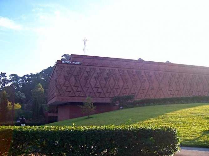 Museo Ixchel de Traje Indigena
