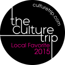 The Culture Trip Local Favorite 2015 Award