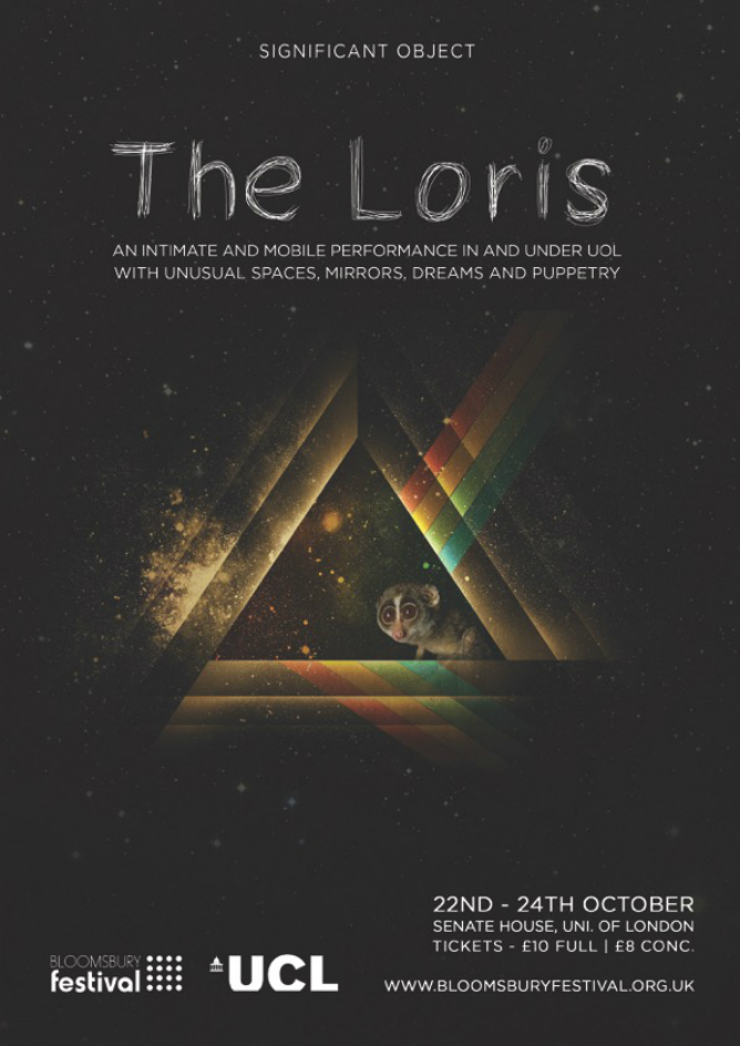 The Loris | Courtesy of UCL