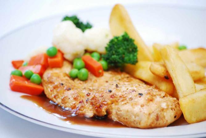 Grilled Chicken Steak   © monirquazi/Flickr