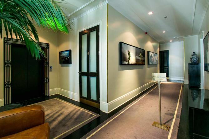 Hotel Montefiore | © Shiran Carmel