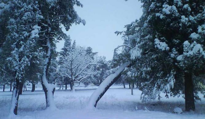 Frosty Park Podgorica | © bauty1960/Flickr