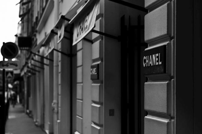 Chanel shop at 31 rue Cambon | © WikiCommons