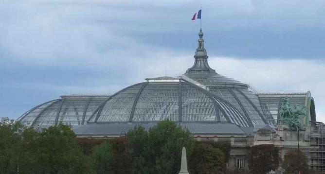 Grand Palais, Paris   © WikiCommons