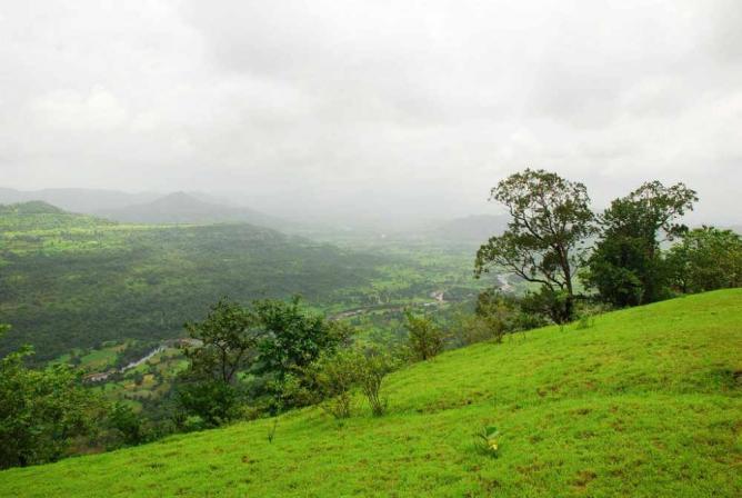 Lush Greenery at Rajmachi © Abhijit Tembhekar/Flickr