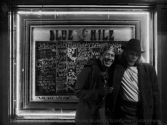 Coco and The Chief at Blue Nile | © Blue Nile/Flickr