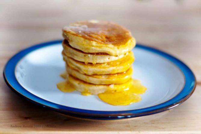 Pancakes © Andy Rennie/Flickr