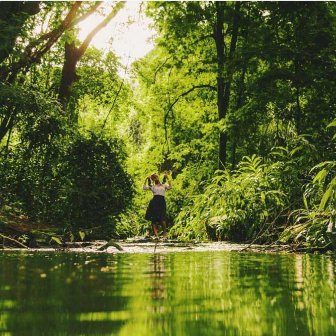 Oloolua Natural Trail   Courtesy of Peter Ndung'u