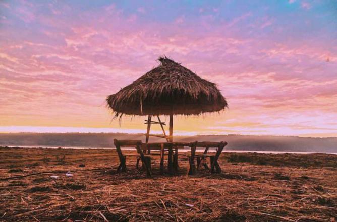 Lake Ol Bolosat Cottages   Courtesy of Peter Ndung'u